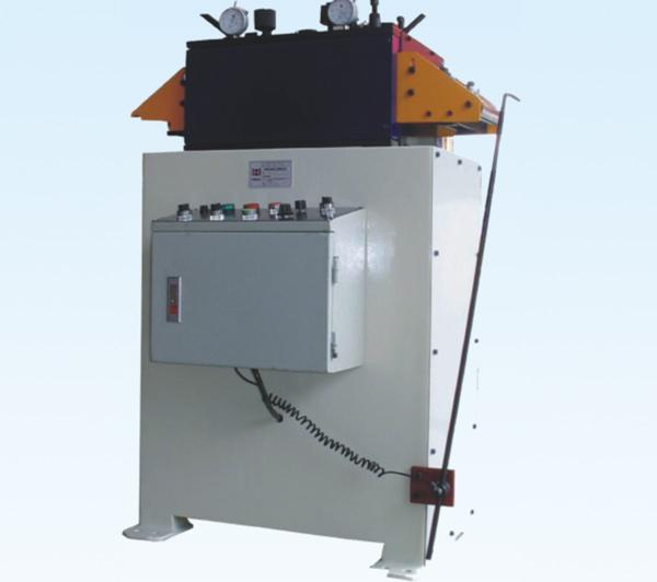 <b>薄板用高精度、高速度、特殊结构材料整平机(BLS-单段式)</b>