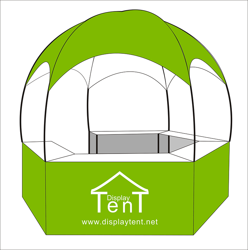 booth tent